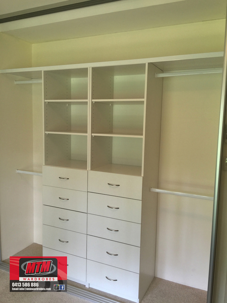 ... Wardrobe Fit Out Complete Lots Of Storage And Hanging Space. ...