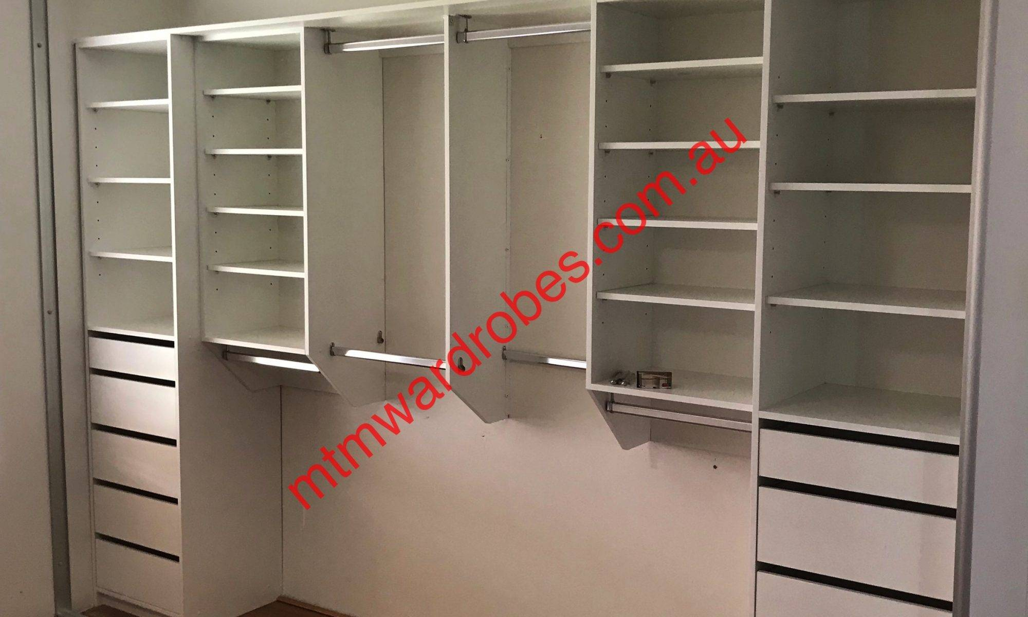 Built-in Wardrobe Fit Out