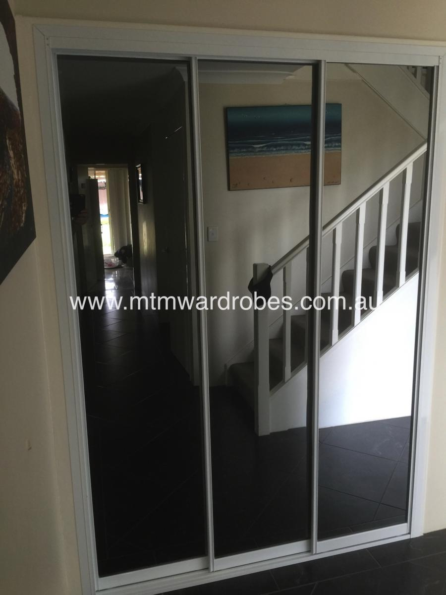 Coloured Glass Wardrobe Doors Mtm Wardrobes