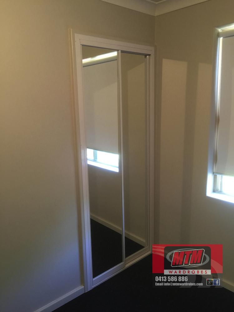 job finished new sliding doors