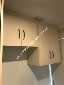 Laundry Fit Out Maximises space and storage